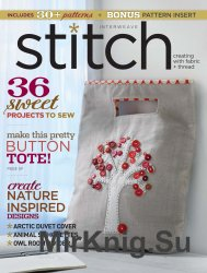 Interweave Stitch Winter 2013