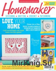 Homemaker  Issue 40 2016