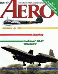 Aero: Das Illustrierte Sammelwerk der Luftfahrt №167