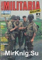 Armes Militaria Magazine №2