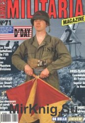 Armes Militaria Magazine №71