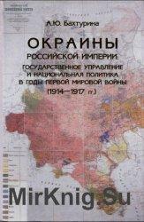 Окраины Российской империи: государственное управление и национальная полит ...