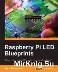Raspberry Pi LED Blueprints (+code)