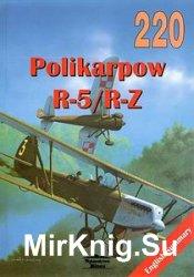 Polikarpow R-5/R-Z (Wydawnictwo Militaria 220)