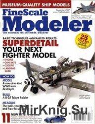FineScale Modeler 2007-12