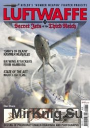 Luftwaffe Secret Jets of the Third Reich