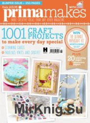Prima Makes with Create and Craft - Bumper Issue, 2016