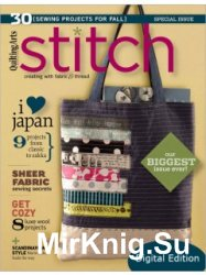 Interweave Stitch Fall 2009