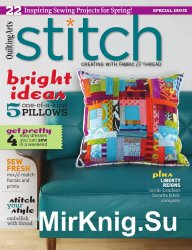 Interweave Stitch Spring 2009