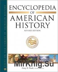 Encyclopedia of American History (11 volume set)