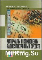 Материалы и компоненты радиоэлектронных средств