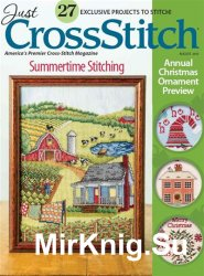 Just CrossStitch August 2015