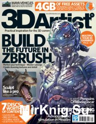 3D Artist  № 75, 2015