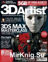 3D Artist  № 76, 2015