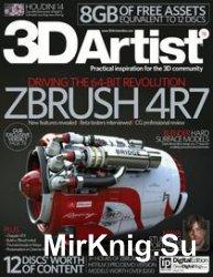 3D Artist  № 78, 2015