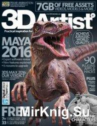 3D Artist  № 81, 2015