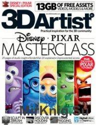 3D Artist  № 82, 2015