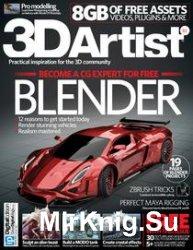 3D Artist  № 83, 2015
