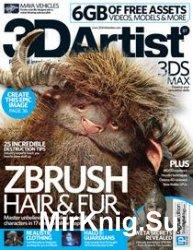 3D Artist  № 87, 2015