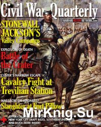 Civil War Quarterly 2016 Early Spring