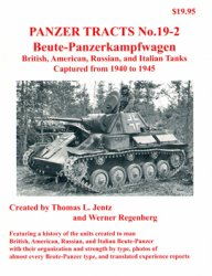 Panzer Tracts 19-02: Beute-Panzerkampfwagen