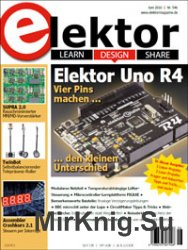 Elektor Electronics №6 2016 (Germany)