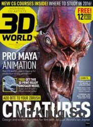 3D World – June 2016