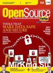 Open Source For You –  April 2016
