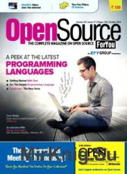 Open Source For You –  October 2015