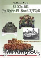Pz.Kpfw.IV Ausf.F-F2-G - Waldemar Trojca №05