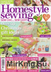 Homestyle Sewing Christmas Special 2011