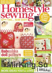 Homestyle Sewing September 2010