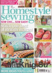 Homestyle Sewing №3 2011