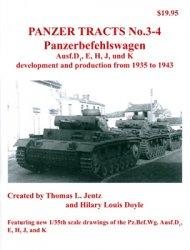 Panzer Tracts 03-04: Panzerbefehlswagen