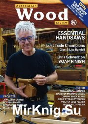 Australian Wood Review №91 2016