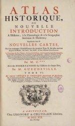 Atlas historique ou nouvelle introduction à l'histoire…Т.6