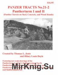 Pantherturm I und II (Panzer Tracts No.21-2)