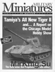 Military Miniatures in Review Vol.1 No.1 (1993)