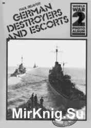WWII Photo album - German Destroyers and Escorts