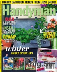 Handyman - June 2016 New Zealand