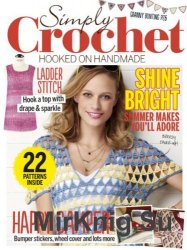 Simply Crochet -- Issue 45 2016