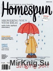 Australian Homespun № 142 2015