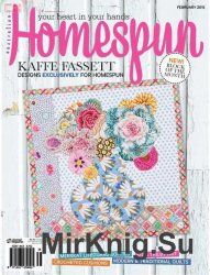Australian Homespun № 141 2015