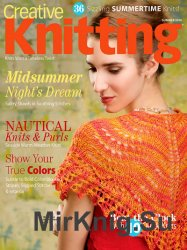Creative Knitting Summer 2015