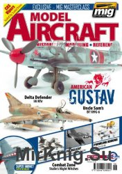 Modell Aircraft June 2016