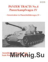 Panzerkampfwagen IV (Panzer Tracts No.4)