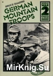 WWII Photo Album - German Mountain Troops