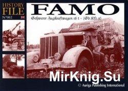 FAMO Schwerer Zugkraftwagen 18 t - (Sd.Kfz.9) (History File №002)