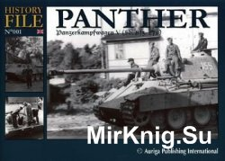Panther Panzerkampfwagen V (Sd.Kfz.171) (History File №001)