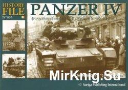 Panzer IV Panzerkampfwagen IV (History File №003)